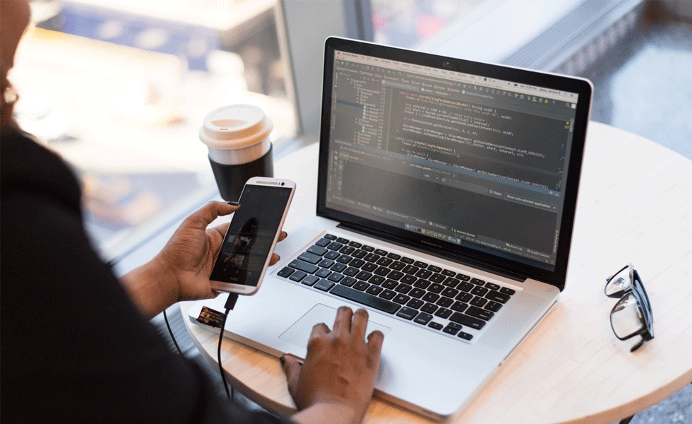 Coding on a computer