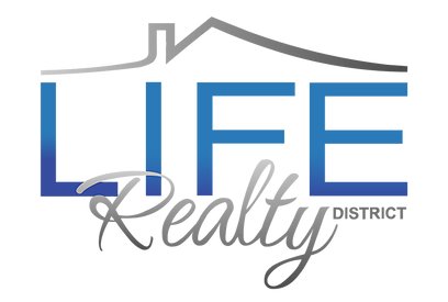 LIFE Realty District logo