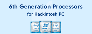 6th Generation Processors for 2016 Hackintosh Build image