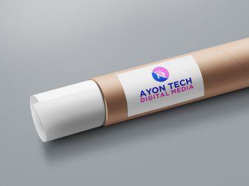 Ayon Tech Logo Image