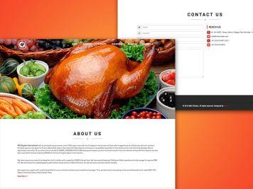 Miki Chicken Website Image