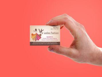 Vk Business Card Image