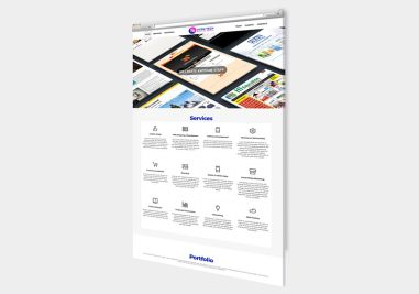 Ayon Tech Website Image