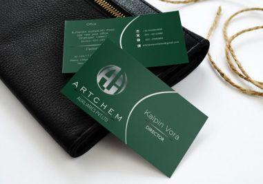 Artchem Business Card Image