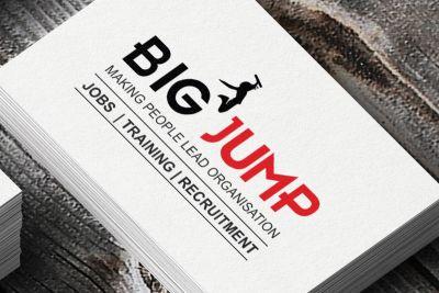 Big Jump Logo Image