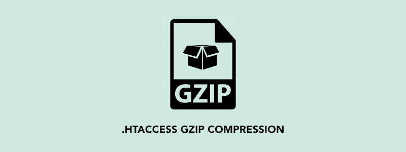 Enable .htaccess Gzip Compression in WordPress & Non-WP image