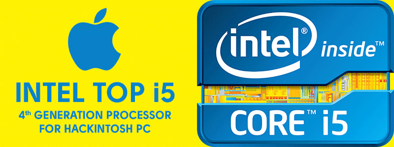 Feb 2016 i5 4th Generation processors list for hackintosh build image