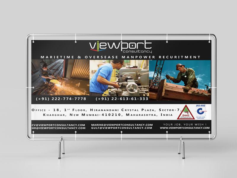 Viewport Banner Image