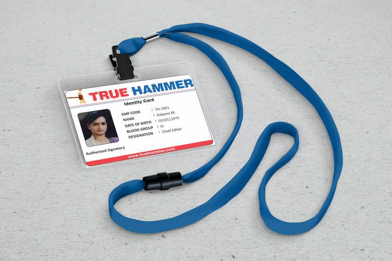 True Hammer Id Card Image