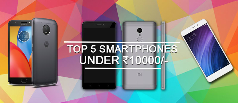 5 Best Phone Under 10000 with [VoLTE] You Should Own in (Dec 2017) image
