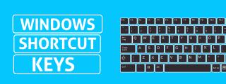 Beginner to Advanced Computer keyboard shortcuts keys image