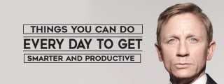 Things You Can Do Every Day to Get Smarter And Productive image