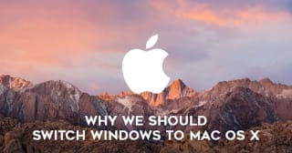 Switching from Windows to Mac – Why Mac OS X Awesome? image