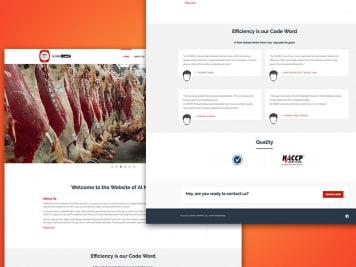 Alnoor Website Image