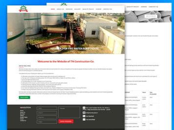 TN Construction Website Image