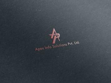 Apex Info Solution Logo Image