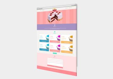 Half Muffin Website Image
