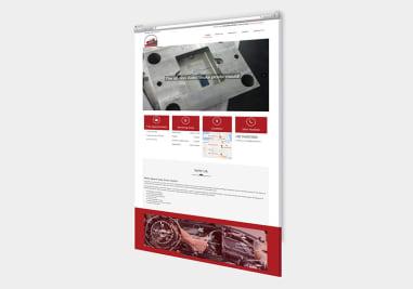 Cozy Auto Clutch Website Image