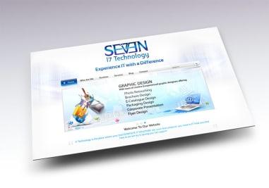 i7 Technology Website Image