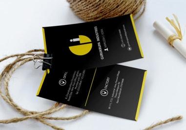Gurukrupa Industries Business Card Image