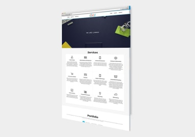 Nuha Digital Website Image