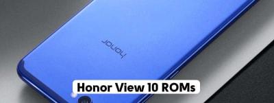 Honor View 10 Custom ROMs – Best Performance & Battery ✌️(Updated) image