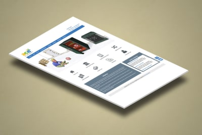 Ace Finvest Website Image