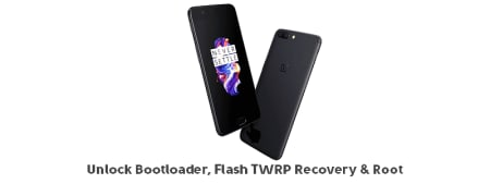 Guide to Root OnePlus 5 – Flash TWRP – Unlock Bootloader image