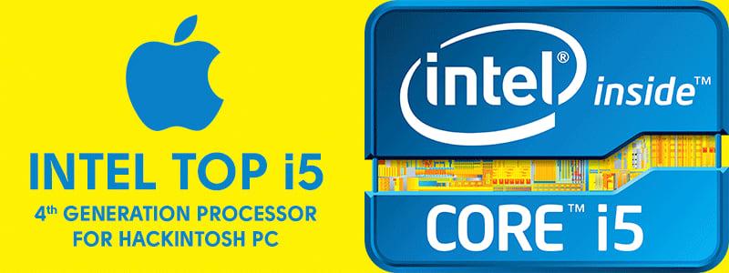 Feb 2016 i5 4th Generation processors list for hackintosh build image