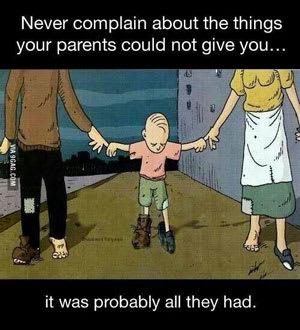 Parents love deep picture