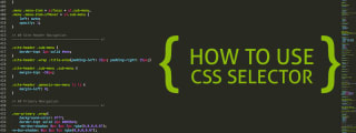 Imp CSS Tips: How to use CSS Selector & What is CSS Selectors image