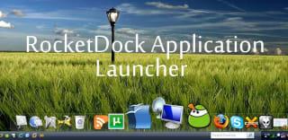 Make rocketdock look like mac. image