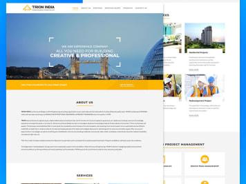 Trion Website Image