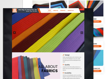 Best Bags Group Website Image