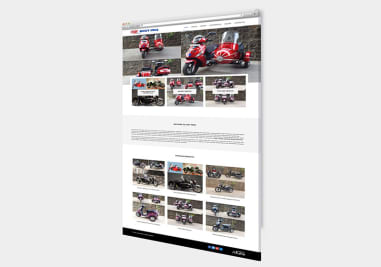 Cozy Indai Website Image