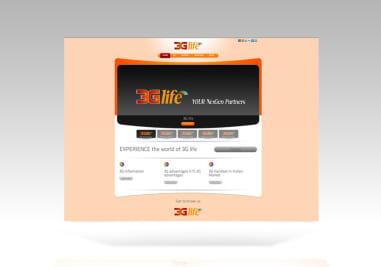 3g Life Website Image