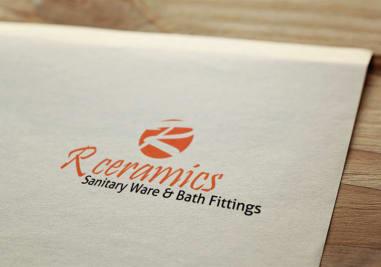 R Ceramics Logo Image