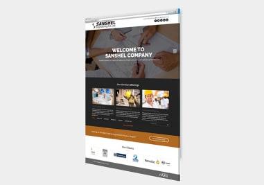 Sanshel Website Image