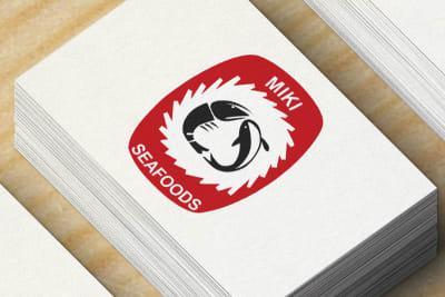 Miki SeaFoods Logo Image