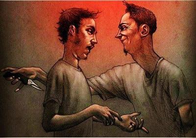 Fake people deep image