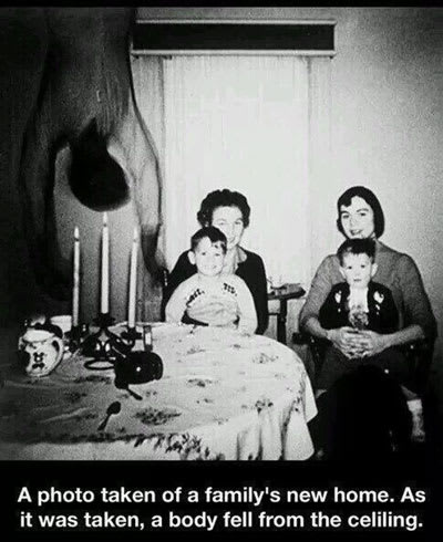 Birthday Party with Dead Body