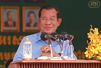Samdech Hun Sen will attend the...