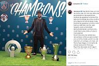 Dani Alves has announced he will be...