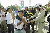 Photo Gallery: Authorities prevented...