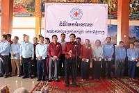 Mr. KHOUNG Sreng: Activities of Phnom...