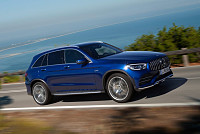 2020 Mercedes-AMG GLC43 returns to...