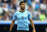 Suarez was named in the Uruguay...