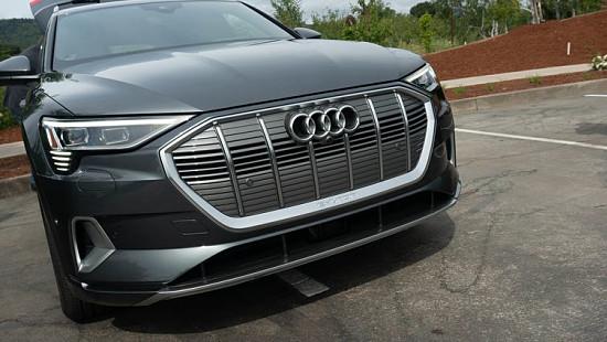 2019 Audi E-Tron becomes first electr...