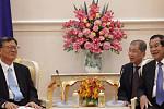 Korea: Cambodia plays an important...