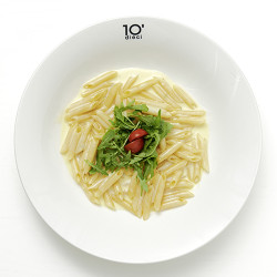 Penne al gorgonzola